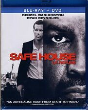 Safe House (Blu-ray/DVD, 2012, Canadian)