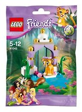 LEGO Friends Series 41042 Tiger's Beautiful Temple 42 pcs New Sealed