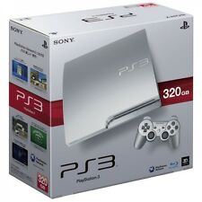 PS3 320GB Console Limited Edition SILVER + 2 Controllers AUS *NEW!* + Warranty!