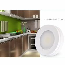 3W LED Under Cabinet Lighting Kitchen Puck Light Cool / Warm White Energy Saving