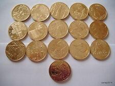 Poland 2 ZL Complete 16 Coins 2008 GN (Billig)