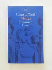 Christa Wolf Medea Stimmen Roman dtv Verlag