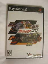 Moto GP 07 (Playstation PS2) Brand New, Sealed~