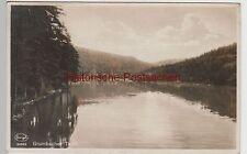 (79392) Foto AK Grumbacher Teich, Harz, vor 1945