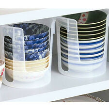 Truyoo Kitchen Bowl Holder Organizer Tableware Dish Rack Shelf Stock Storage