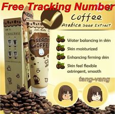 100g Creamy coffee scrub & mask Little baby Whitening Skin Brighten Soft Smooth
