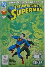 Adventures of Superman #500 (Jun 1993, DC) Back From The Dead?! (C1685)