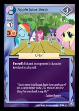 3x Apple Juice Break - 94 - My Little Pony The Crystal Games MLP CCG