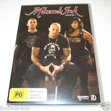 DVD, Miami Ink Collection 3, 3 Discs, Region 4