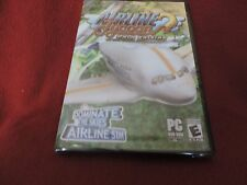 AIRLINE TYCOON 2  GOLD EDITION  PC DVD-ROM