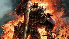 """051 Transformers 4 Age of Extinction - 2014 Hot Movie Film 43""""x24"""" Poster"""