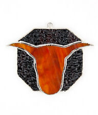"""Switchables"" Stained Glass Night Light Cover - Longhorn (Cover Only) #175"