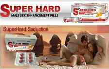 SUPER HARD 18 capsules 3800 mg erection effect for 180 hours!!! bigger penis!