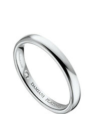 Anello Damiani fede nuziale platino bianco 20035857 ring platinum wedding ring