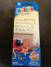 Motifs in a Minute Peel & Stick Wall Decorations - Alphabet