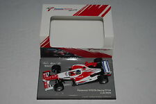 Minichamps F1 1/43 PANASONIC TOYOTA TF104 C. da MATTA JAPAN Limited Edition