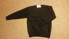 Medium Pro Club crew neck sweatshirt Black
