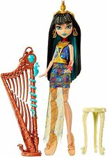 Monster High Music Class Cleo de Nile with Harp Doll - BRAND NEW