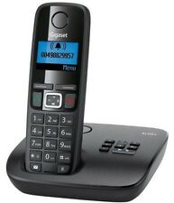 Gigaset AL410A AL410 Cordless Phone with Answering Machine Black