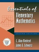 Essentials of Elementary Mathematics: (Part of the Essentials of Classroom Teach