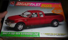 AMT 1997 FORD F-150 4X4 EXTENDED CAB PICKUP TRUCK 1/25 Model Car Mountain KIT FS