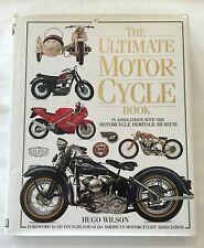 The Ultimate Motor-Cycle book, Triumph, Norton, AJS, Honda, BMW, Suzuki, Yamaha