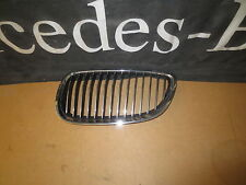 BMW Nearside Front Bumper Upper Chrome Grill Passenger Part No 1514081209