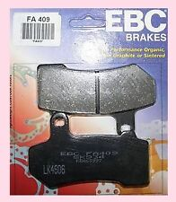 EBC Rear brake pads for Harley Davidson    Electra Glide     2008-13