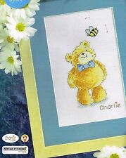 MARGARET SHERRY SAY HELLO TO CHARLIE BEAR CHART ONLY