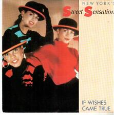 "< 342-11 > 7"" single: New york's sweet sensation-if wishes came true"