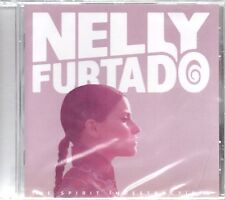 NELLY FURTADO - THE SPIRIT INDESTRUCTIBLE - CD (NUOVO SIGILLATO) BOX CREPATO