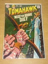 TOMAHAWK #122 FN- (5.5) DC COMICS JUNE 1969 **