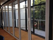 BIFOLD DOOR | ALUMINIUM DOUBLE GLAZED 2360H x 5410W