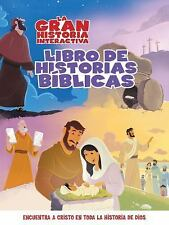 La Gran Historia: Libro Interactivo de Relatos Bíblicos (The Gospel Project) (Sp
