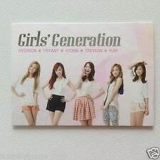 *RARE* SNSD GROUP SMTOWN LIVE TOUR III/3 Photocard 1 [Girls Generation/Taeyeon]