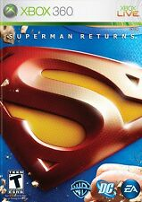 SUPERMAN RETURNS: The Videogame XBOX 360
