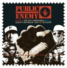 Public Enemy Most Of My Heroes Still Dont Appear On No Stamp vinyl LP NEW sealed