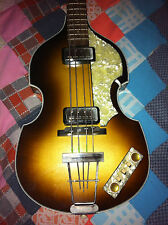 Hofner 500/1 1963 Bass Hand Made Germany Paul McCartney Beatles Reissue