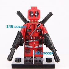 DC Marvel Deadpool Super Hero Minifigures Compatible With Lego TOY DC Universe