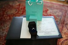 1.05 ct Tiffany & Co. Platinum Lucida Diamond Solitaire Engagement Ring G/VVS2