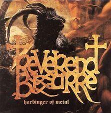 Reverend Bizarre-Harbinger of Metal cd new Black Sabbath Saint Vitus Cathedral