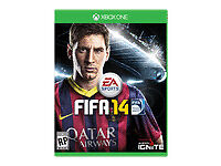 XBOX One 1 FIFA 14 2014 Soccer Futbol NEW Sealed Region Free USA