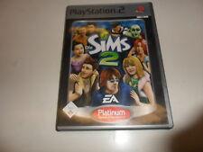 PlayStation 2  PS 2  Die Sims 2 [Platinum]