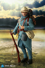 1/6 DID F11003 Pascal Dubois French Infantry WWI 1915-1916 In Stock