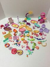 LITTLEST PET SHOP LOT OF ACCESSORIES USED (ITEM#ES14)