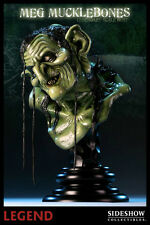 MEG MUCKLEBONES LEGENDARY SCALE BUST LEGEND DARKNESS SIDESHOW BOWEN BRAND NEW