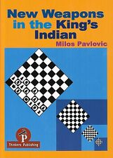 New Weapons in the King's Indian. Avoid The Beaten Tracks. NEW CHESS BOOK