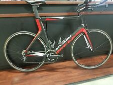 2015 Felt B14 Gloss Carbon Red/White 61cm