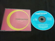 HEAVEN 17 TEMPTATION ULTRA RARE UK CD SINGLE!