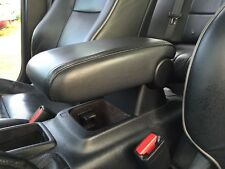 99-05 Lexus IS200 BLACK LEATHER CENTRE ARMREST / ARM REST COMPLETE KIT VGC